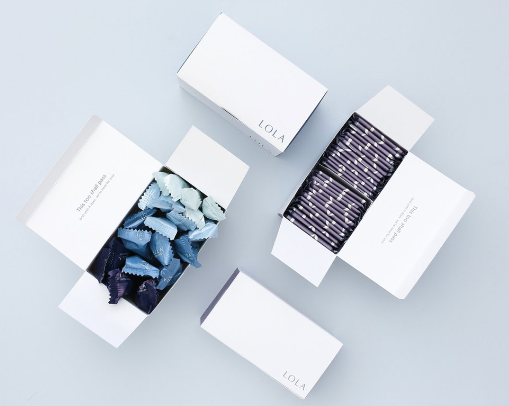 How LOLA, an Independent Feminine Care Company, is Revolutionizing Women's Reproductive Health