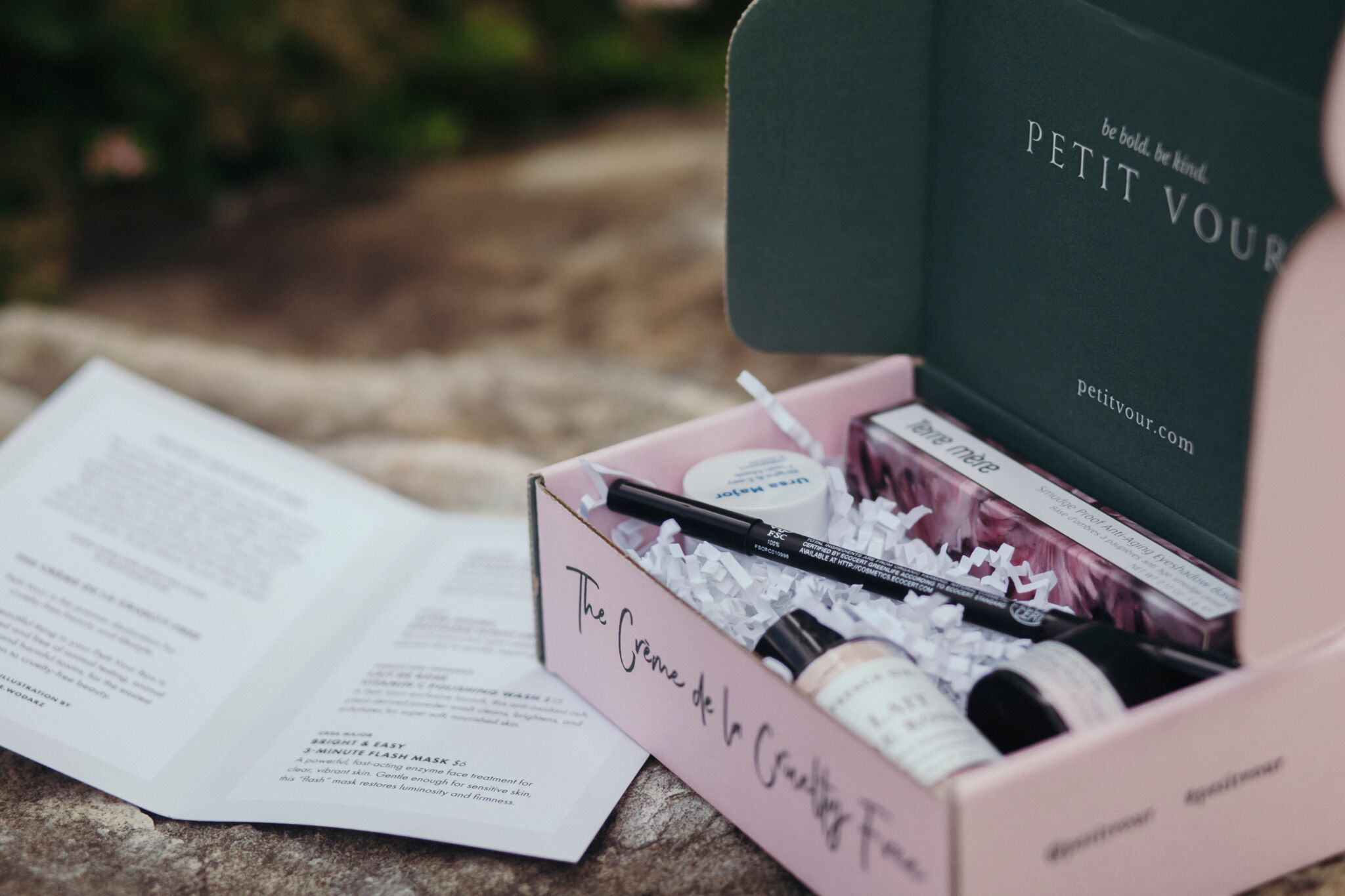 Petit Vour: The Affordable, Sustainable Subscription Box