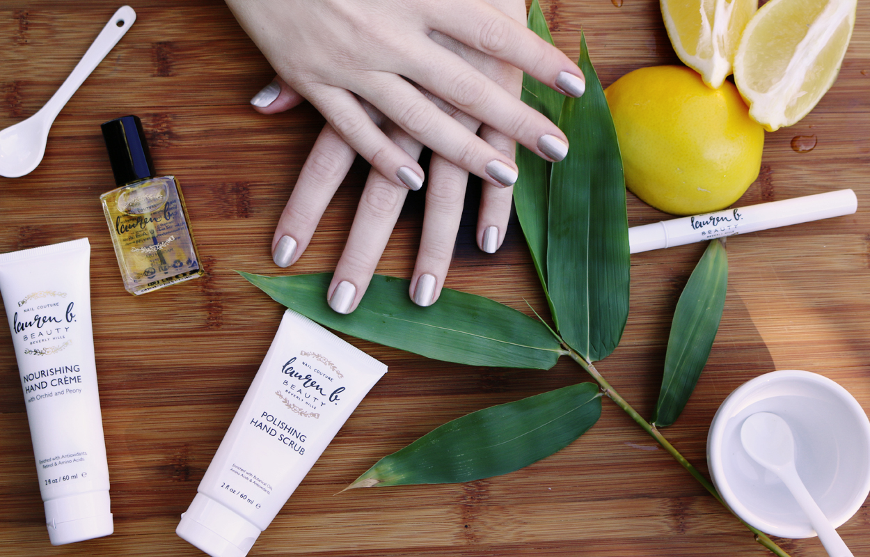 Paint Your Nails to Perfection with Lauren B. Beauty's Non-Toxic Polishes