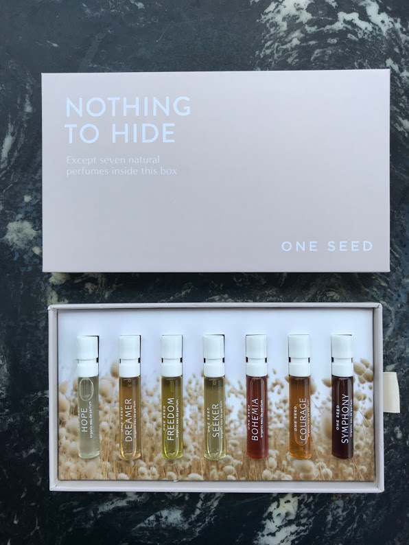 ONE SEED Perfume: The First Natural Perfume Company to Launch in Australia