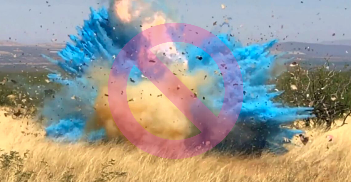 Three Gender Reveal Party Ideas That Will NOT Cause a Wildfire
