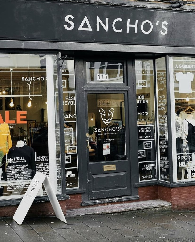 Sanchos: The Brand that Allows the Customer To Choose the Price Tag