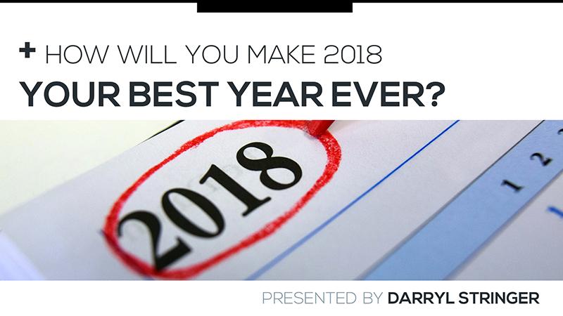Photographers - make 2018 best year