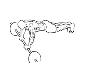 end position of ab rollout