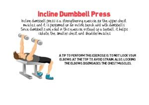 Incline Dumbbell Press