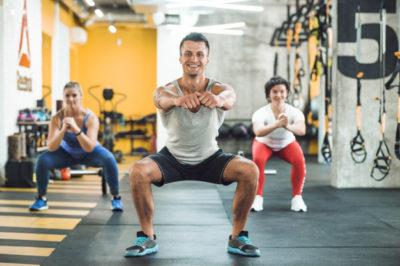 group squats