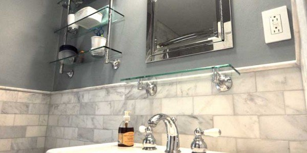Small bathroom remodel in Northern VA, MD, DC;
