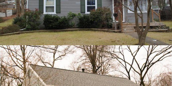 Exterior remodeling in Northern VA, MD, DC; facade renovation; home additions