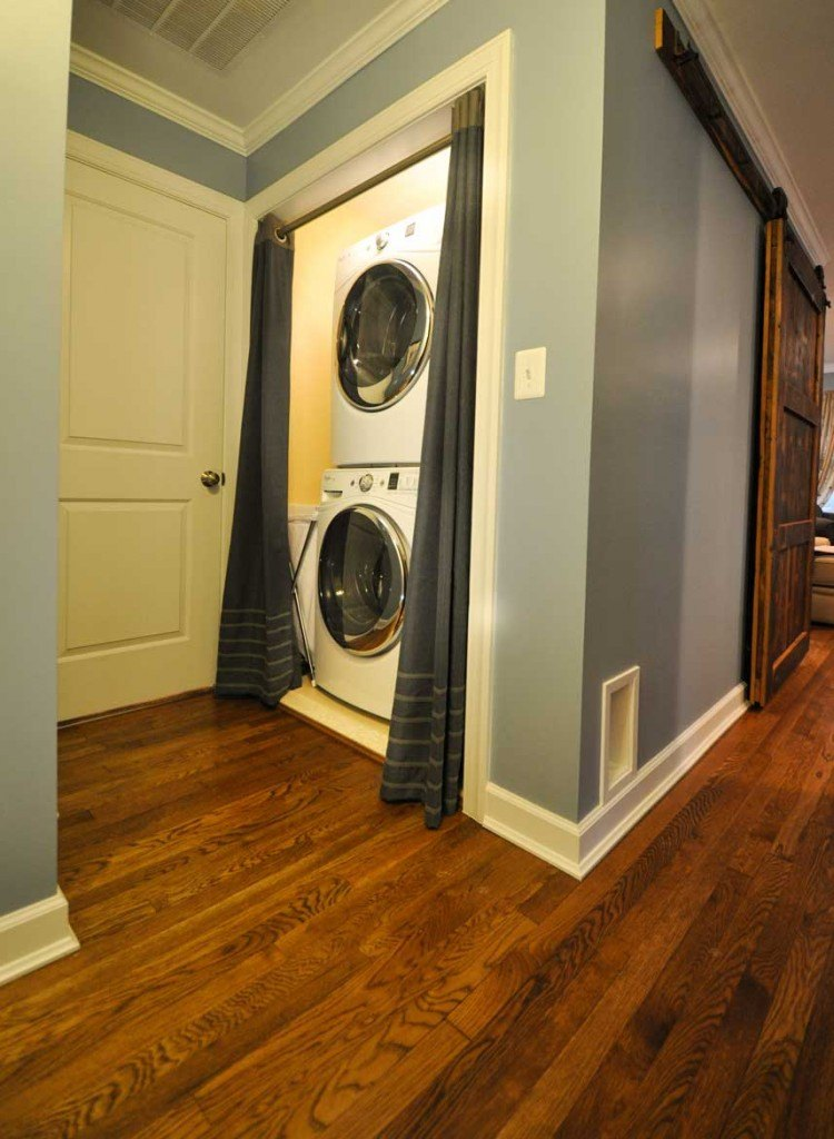 Laundry area remodel in Northern VA, MD, DC