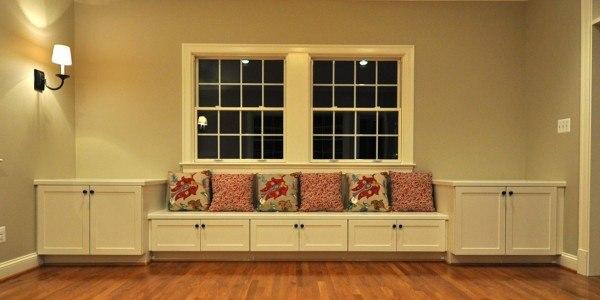 Living Room Remodels in Northern Virginia, Washington, DC & Maryland