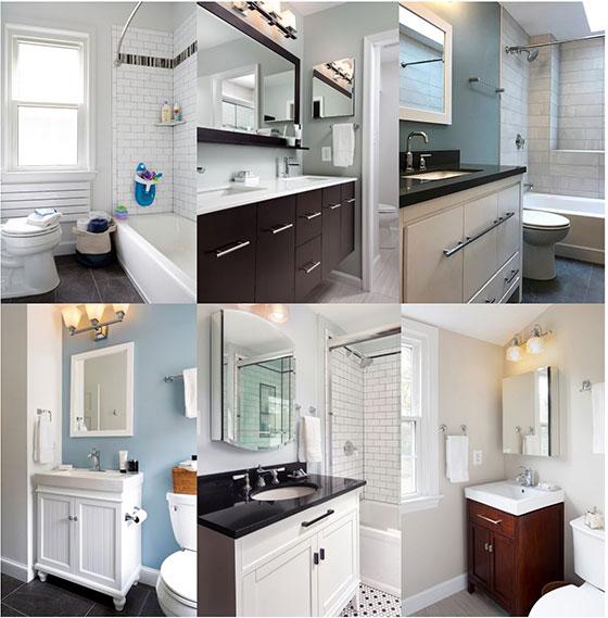 Bathroom Remodel Designer Series VA, MD and DC