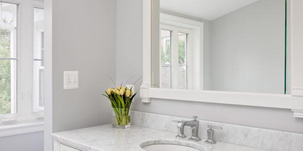 Woodley Park Washington DC Master Bathroom Remodel