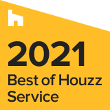 2021 Best of Houzz Service Award Logo