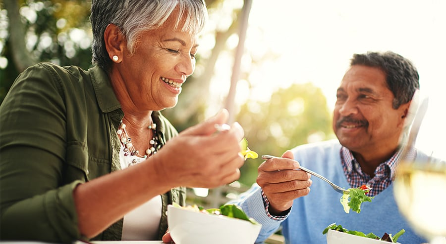 The Elderly and their Nutrition