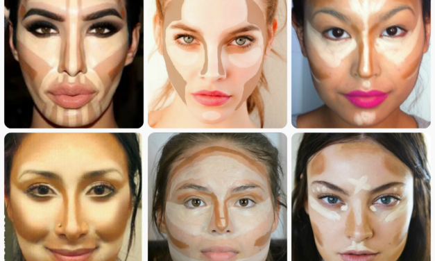 7 steps to Contour Your Face With Foundation