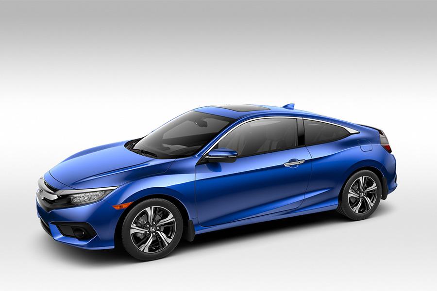 2016 Honda Hatchback Coupe is stolen far less often than other Hondas.