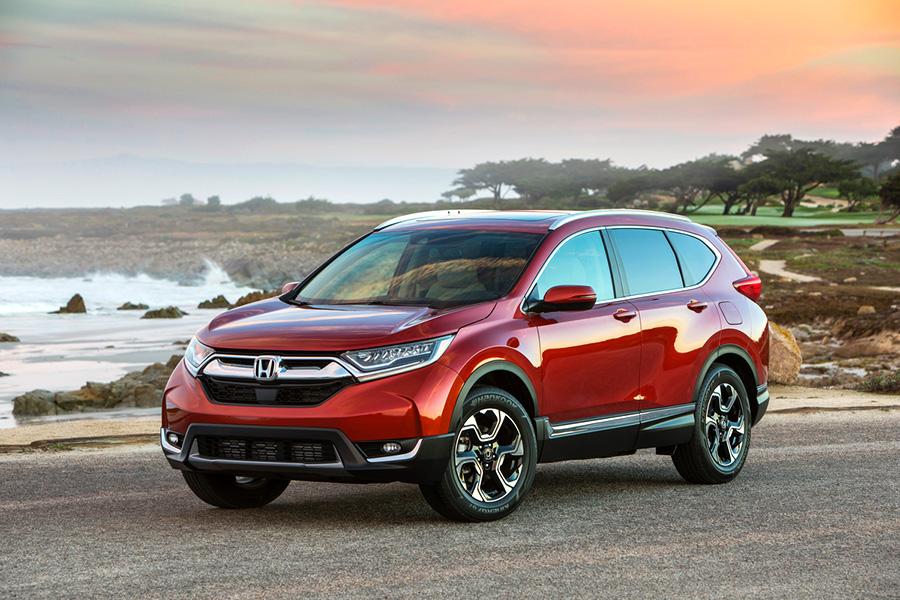 Honda News on the Awaited Honda CR-V 2017