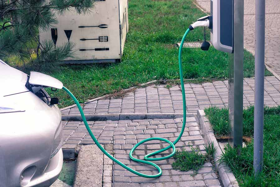 Electric Vehicle Tax Credit for Local Customers