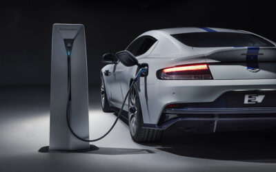 Aston Martin Rapide E: The Coolest Car for 2020?