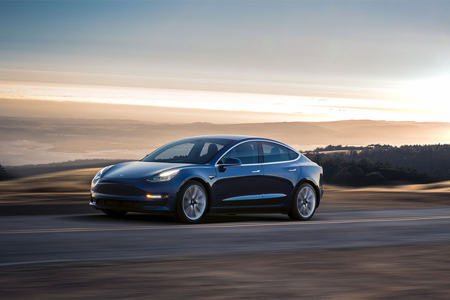 More information about the Tesla 3.