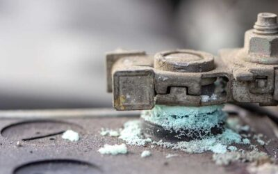 It's Time to Clean the Corroded Battery Terminals