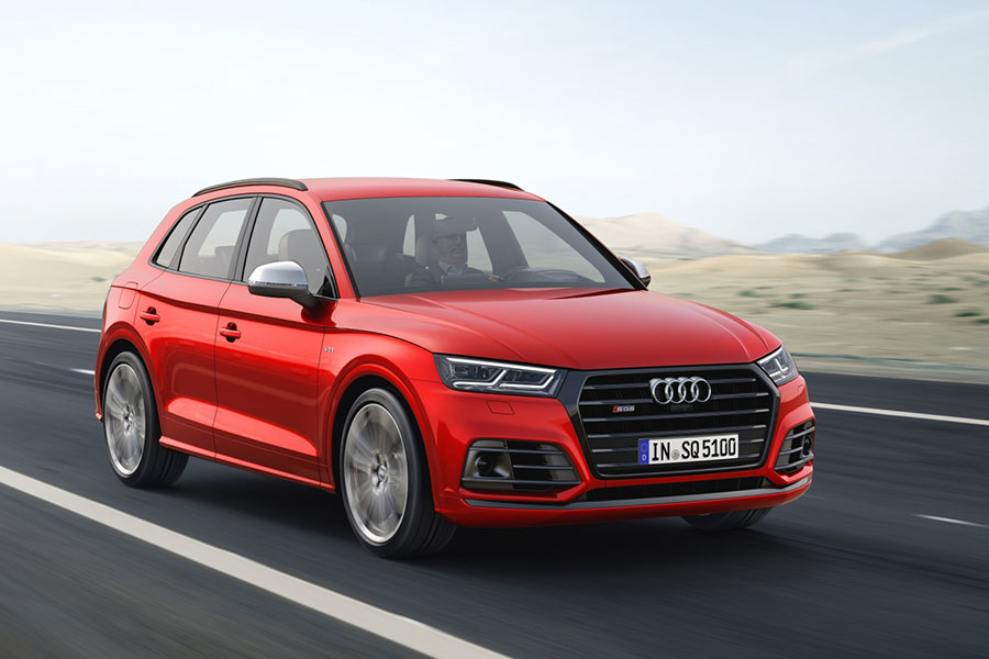 Problems with the 2018 Audi SQ5
