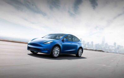 Introducing Tesla Model Y
