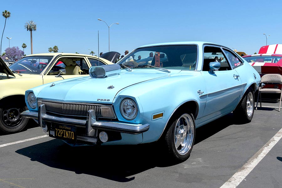 Just How Bad Was the Ford Pinto?