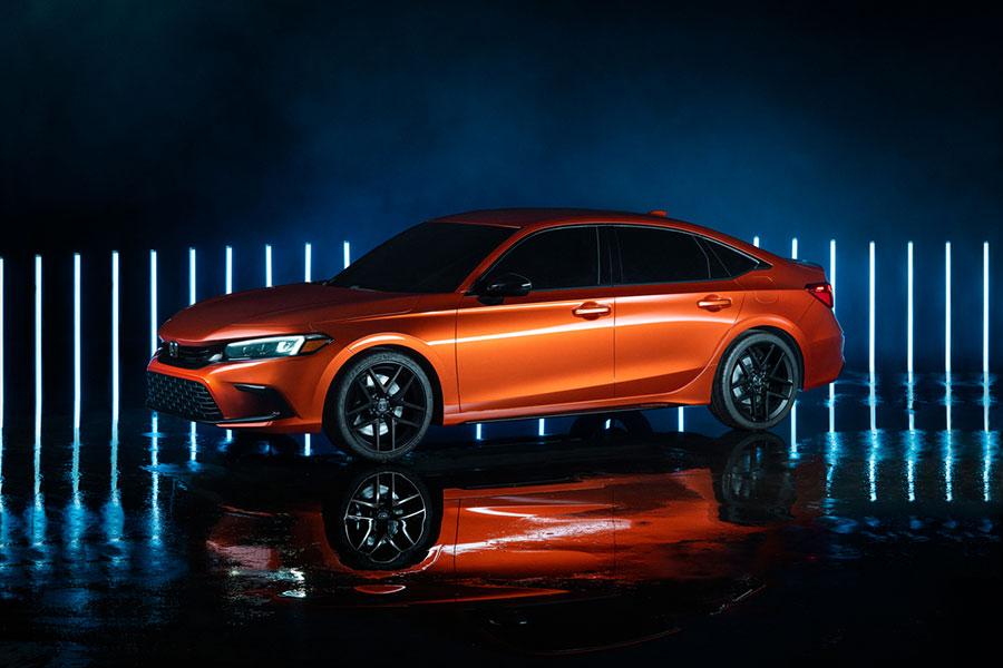 Honda Civic: What's Coming in 2022