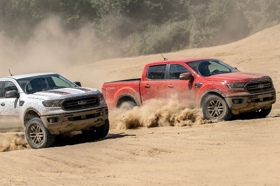 2021 Ford Ranger Tremor: The Truck of the Future