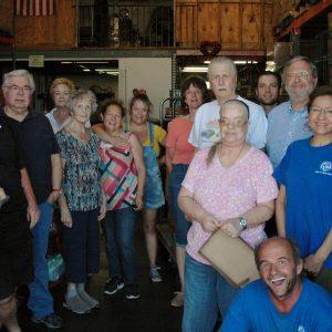 Food Locker Volunteers