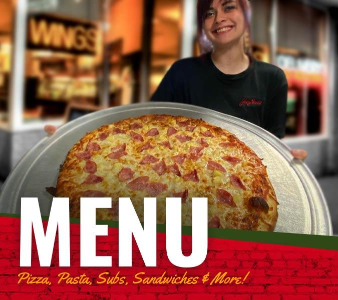 view our menu