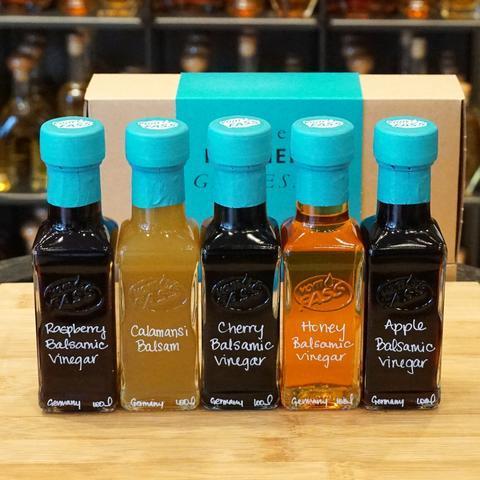 vomFASS Vinegar, Oil & Spice Shop
