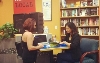 Book Signing in Arizona