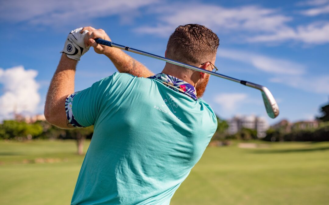 Life Lessons from The Game of Golf