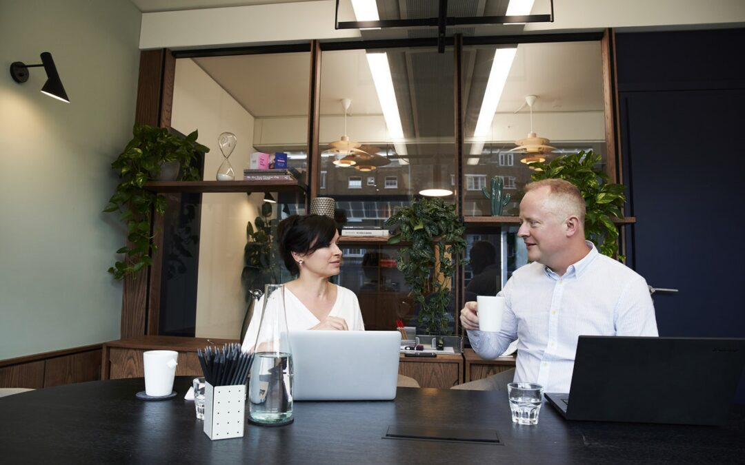 Want Your Organization to Grow? Rotate Employees' Roles
