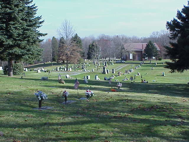 Old Bull Creek Church & Cemetery