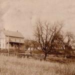Howard Miller farm, Somerset Co., PA (c.1950)