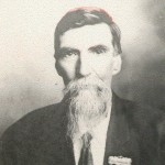 Robert Patterson Gray (1844-1928) with Civil War medals