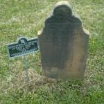 Lt. Henry Shaffer, Friedens Lutheran Cemetery
