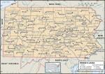 Pennsylvania Counties, 2013