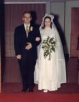 Richard Miller & daughter Susan St. David's Lutheran 11/28/70