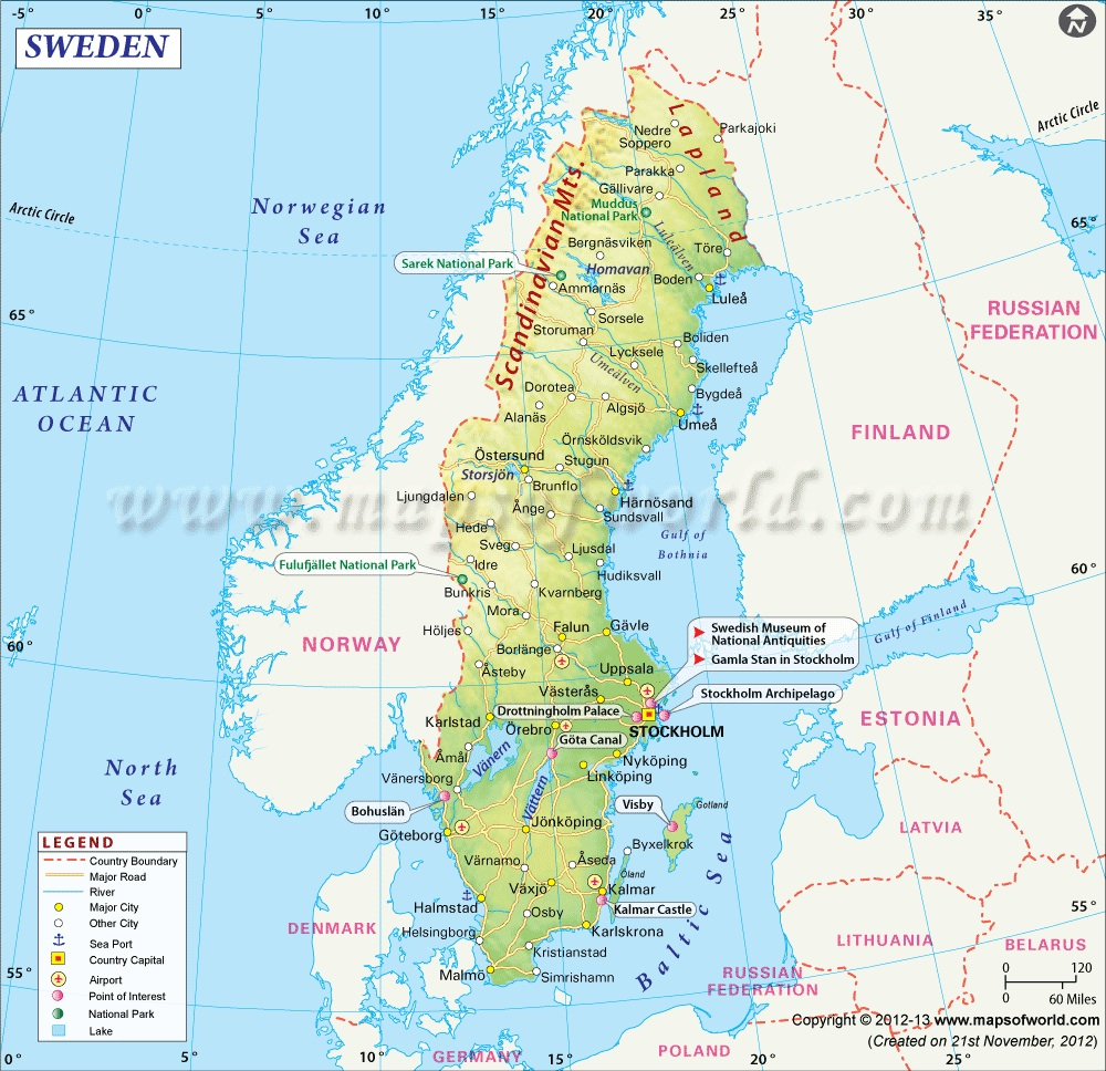 sweden-map