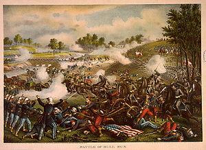 First Battle of Bull Run, Manassus, VA (1861)