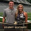 Taylor & brother Logan, also a West Point graduate