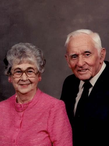 Esther & Howard Pearce (c. 1975)