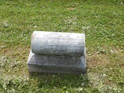 Lemon William Grimes (1843-1928) Hebron UP Church, Pgh.