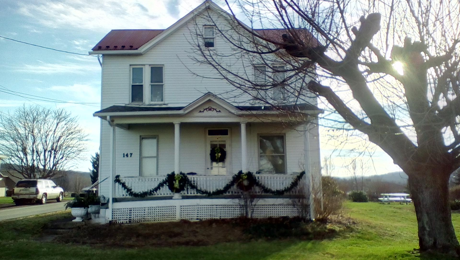 Krause house (2015) Salisbury, PA
