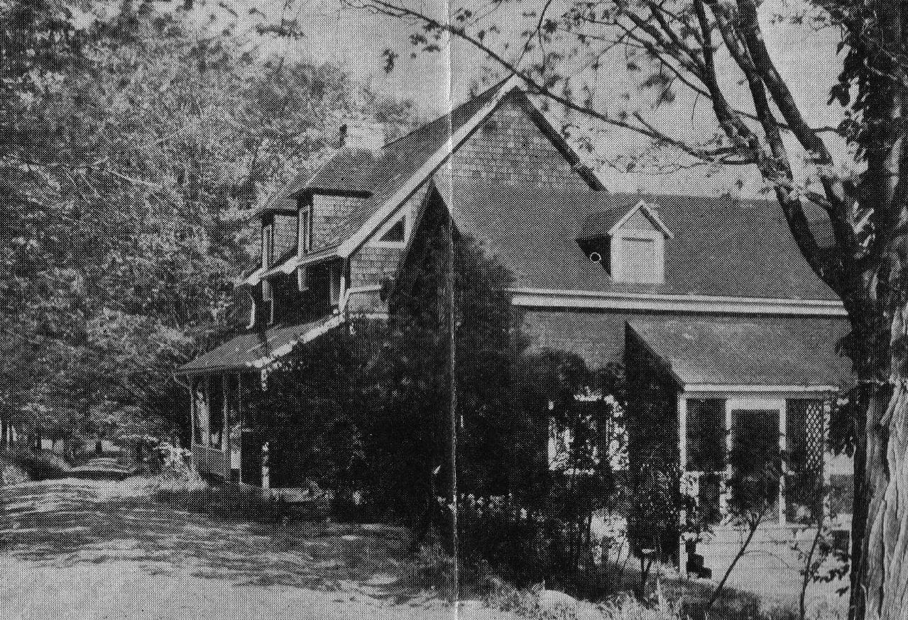 Main Caretaker's house (1950) Pine Springs Camp Jennerstown, PA