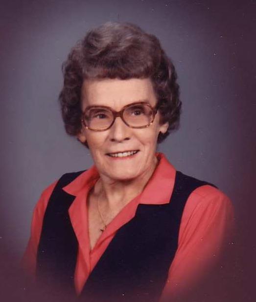 Edna I. Gray (1920-1997)